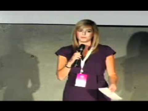 "#140conf Ontario 2011: Leslie Hughes, ""The Day My Online Behavior Changed Forever"""