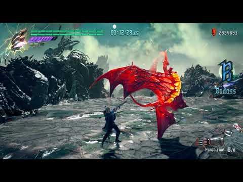 Devil May Cry 5 - Bloody Palace - Nero 101 Floors - S Rank