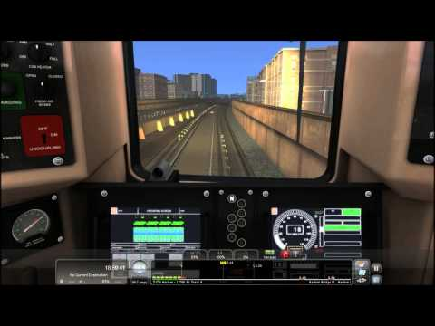 "TS2015 HD: Metro-North Harlem Line Train 367 ""M7"" Cab Ride GCT - Mount Vernon West Timelapse 4x"