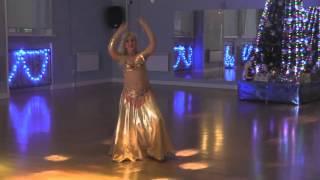 Уроки танца живота, соло, Танцевальный центр Легенда