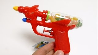 Candy Gun - Toy Water Gun with Jelly Belly