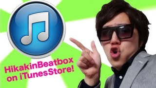 Hikakin Beatbox Song on iTunes Store!