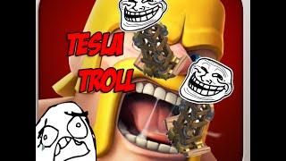 Clash Parodies - Tesla Troll