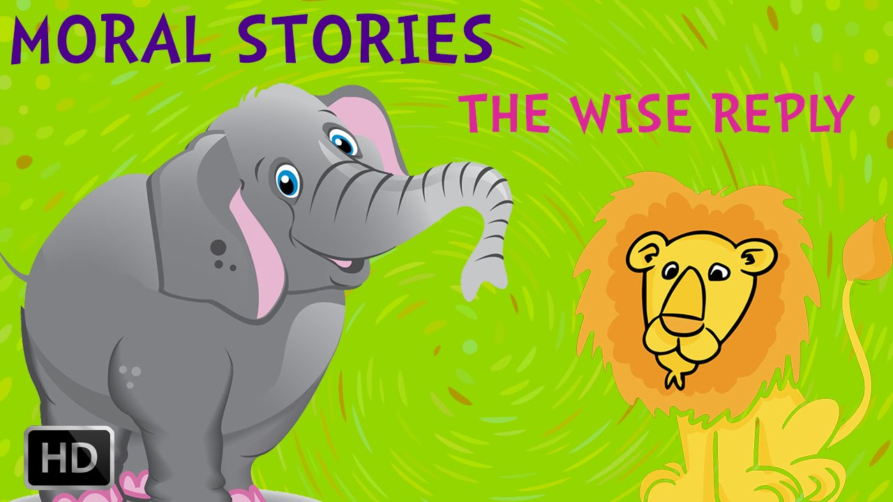 Tales of Panchatantra - Moral Stories for Kids - The Wise Reply - Animal  Stories - Animated Cartoon
