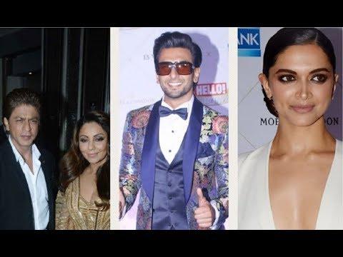 Hello Hall Of Fame Awards 2018: Highlights of the Event - SRK, Ranveer, Deepika, Rekha
