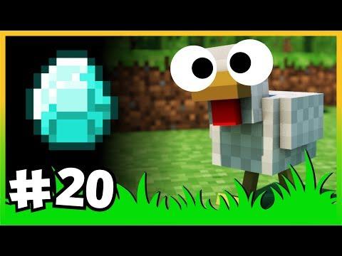 Daha Çok Tavuk ve Yel Değirmeni Planlaması - ÇiftçiCraft S2 - #20