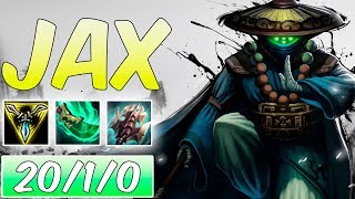 HOW TO PLAY JAX TOP l Build & Runes l Season 9 Jax Guide l Diamond Commentary l League of Legends