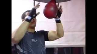 Boxing Lesson 10 - Learning How To Use a Speed Bag Training Thumbnail