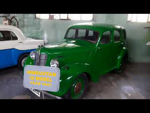 Sudha Car Museum, Hyderabad