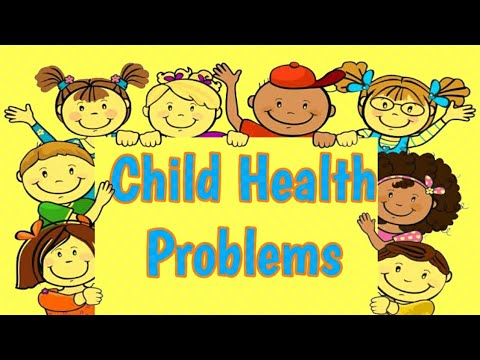Child Health Problems by Dr. Sonia Tiwari.