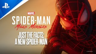 Marvel's Spider-Man: Miles Morales - Just the Facts: A New Spider-Man I PS5, PS4