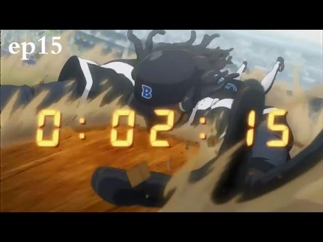 【宇哥】1人内野?赶走所有防守队员,与时间赛跑的终极对决!《超智游戏/鬼影投手15》