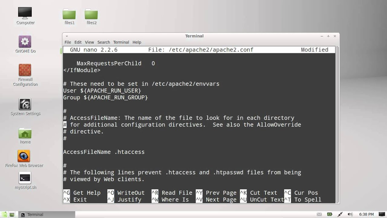 how to find mysql config file in linux