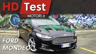 Ford Mondeo 2.0 TDCi, è ancora l'ideale per macinare chilometri | HDtest(Ford Mondeo è da sempre l'auto ideale per chi fa tanti chilometri. Curiosi di sapere come va? Proviamola! La prova competa qui https://goo.gl/r3epAi ..., 2017-02-23T17:26:18.000Z)