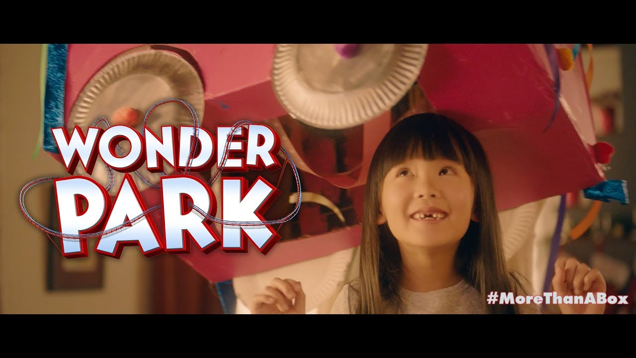 Wonder Park (2019) - More Than A Box - Paramount Pictures