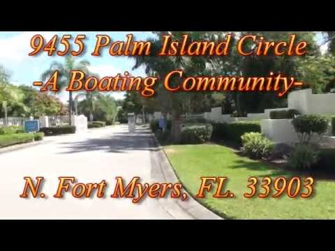 9455 Palm Island Circle, North Fort Myers, FL. 33903