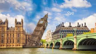 Best Recording of the Chimes of Big Ben EVER RECORDED - BINAURAL AUDIO