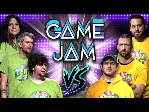THE HEAD TO HEAD GAME JAM - JonTron