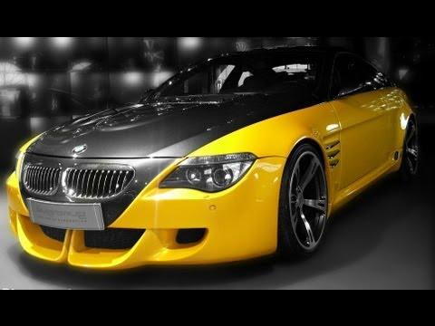 Bmw M6 Ac Schnitzer Tension Concept Youtube