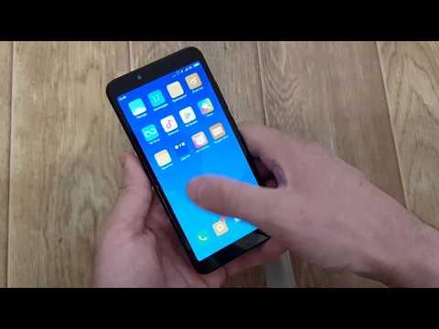 Xiaomi Redmi 6a сброс до заводских настроек