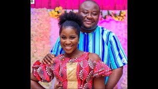Galaxy TV presenter Ezinne weds Nnamdi in grand style