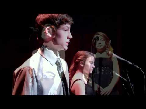 """Noelle and Ryland sing """"The Prayer"""" (Andrea Bocelli and Celine Dion)"""