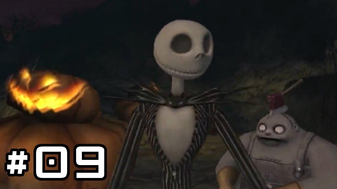 The Nightmare Before Christmas: Oogie\'s Revenge - Chapter 9: Pumpkin ...