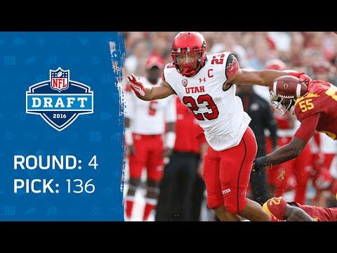 Devontae Booker (RB) | Pick 136: Denver Broncos | 2016 NFL Draft