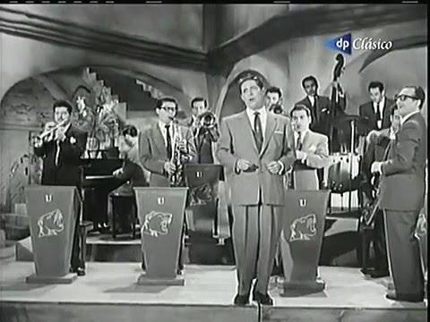 Andy Russell Locamente Enamorado Remasterizado Viva la Juventud 1956 Mexican-American Big Band Swing