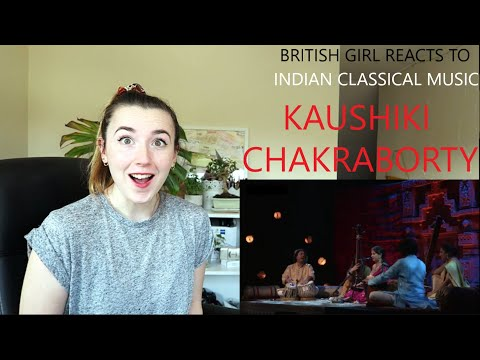 British Girl Reacts to Kaushiki Chakraborty | Raga Bhimpalasi | Indian Classical Music
