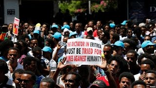 Video Assenna: Preview of New York Demonstration by Eritreans in Support of COI, 27 10 2016