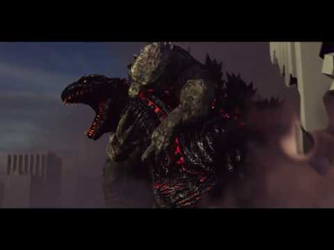 GODZILLA 2014 vs SHIN GODZILLA | PART ONE from YouTube · Duration:  4 minutes 12 seconds