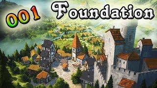 Foundation #01 |⛪ DINGELSKÖRCHEN entsteht !!! | aFreshMango