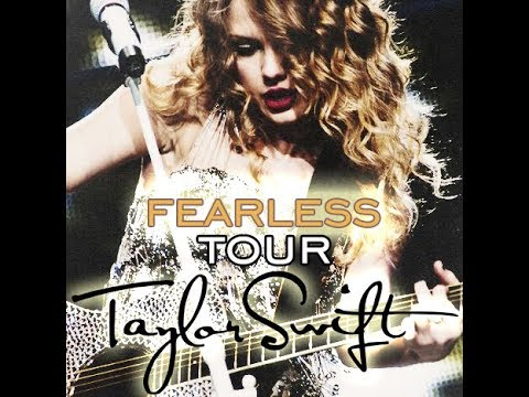 Taylor Swift Tell Me Why Live From Fearless Tour Youtube