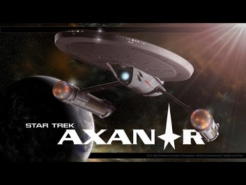 STAR TREK AXANAR, CBS & PARAMOUNT. THE GUY FROM PITTSBURGH  EP  # 1012
