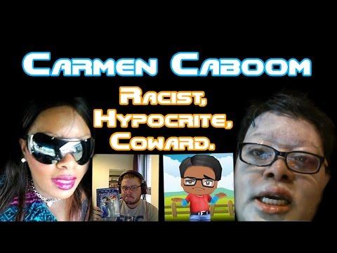 The Carmen Caboom Rant.