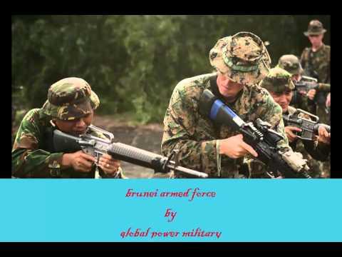 brunei armed force