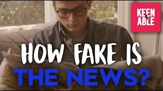 How FAKE is the NEWS?