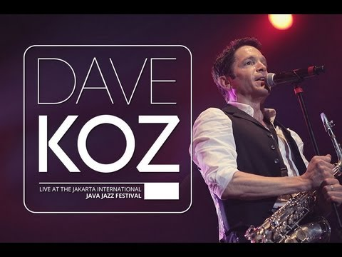 Dave Koz Together Again  at Java Jazz Festival 2012