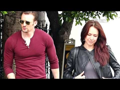Chris Evans Spotted Having Lunch Date With Actress Lindsey McKeon