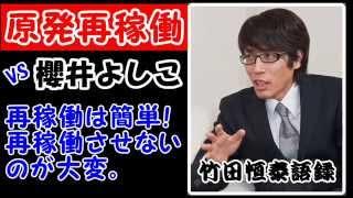 ケイ酸大臣となった小渕優子氏に、原子力発電所の再稼働は実現できるか...