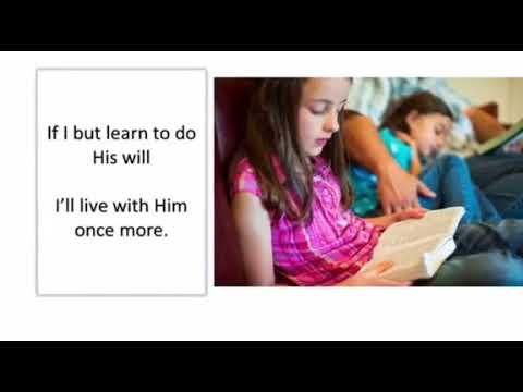 I Am A Child of God LDS with lyrics