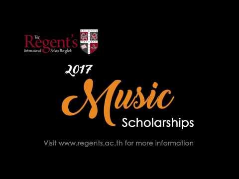 Music Scholarship 2017-2018
