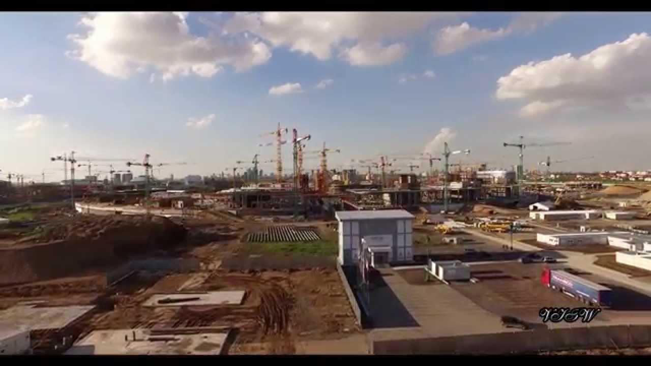 Смотреть строительства абу даби