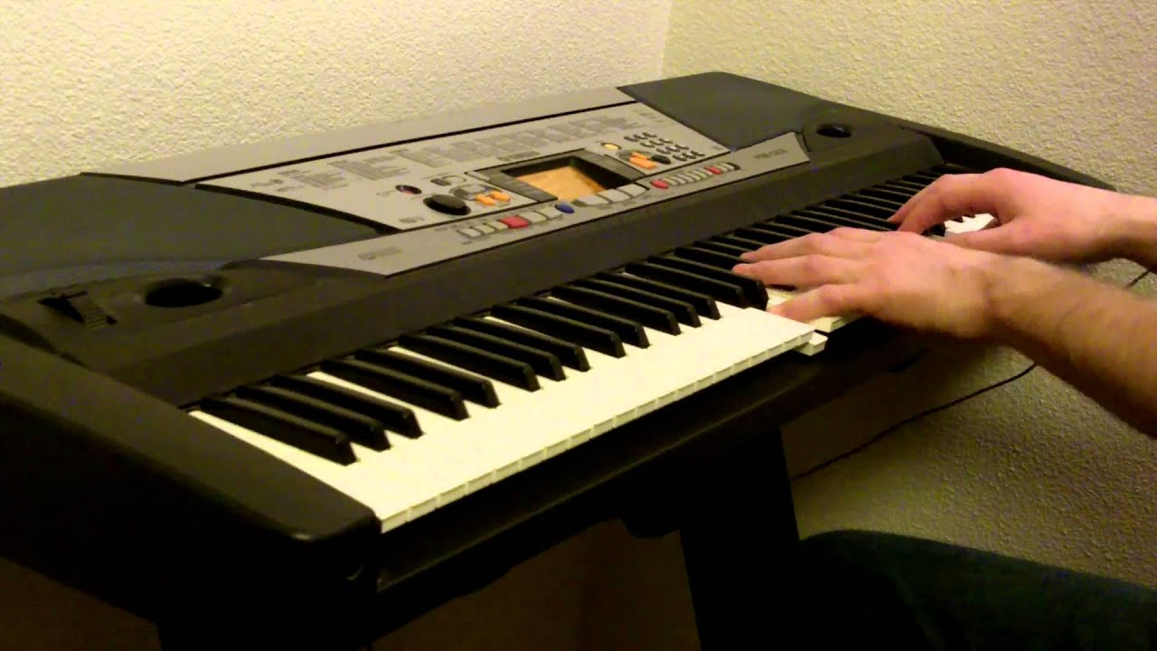 yamaha psr gx76 demo youtube