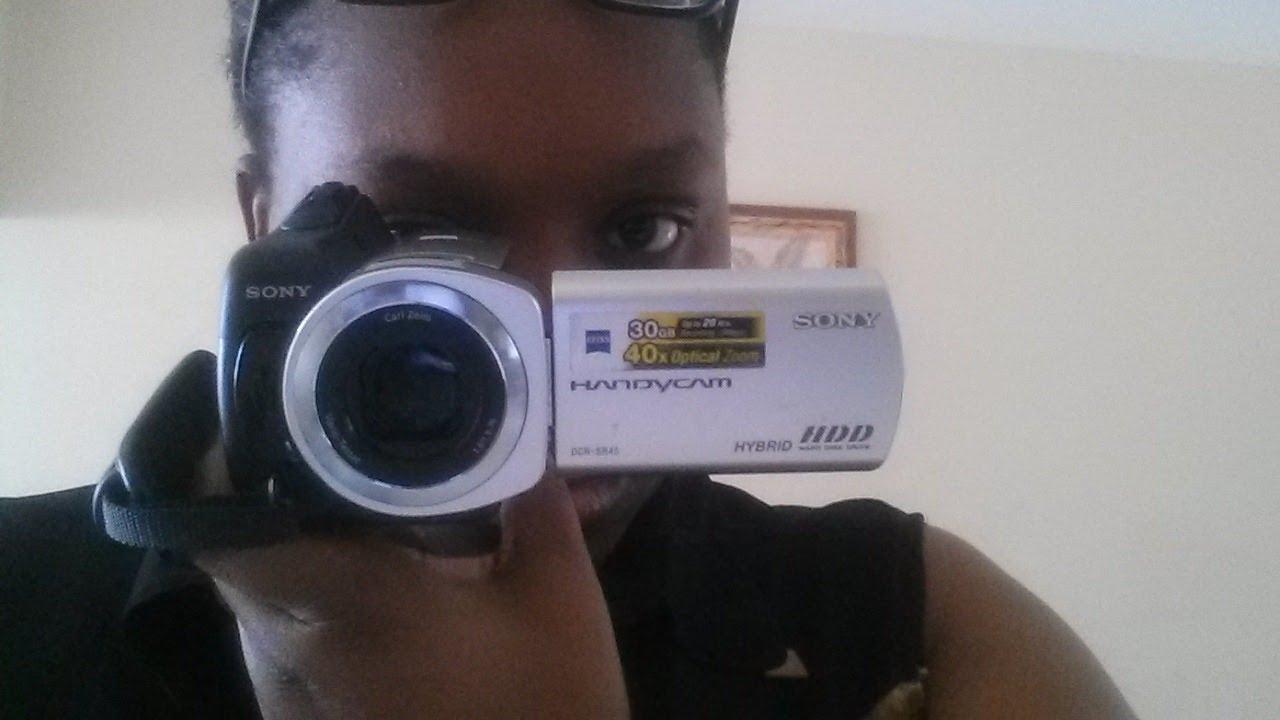 driver da filmadora sony dcr-sr45