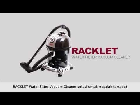 Racklet vacum cleaner