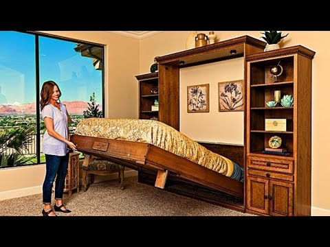 Great Space Saving Ideas Smart Furniture Compilation 2018