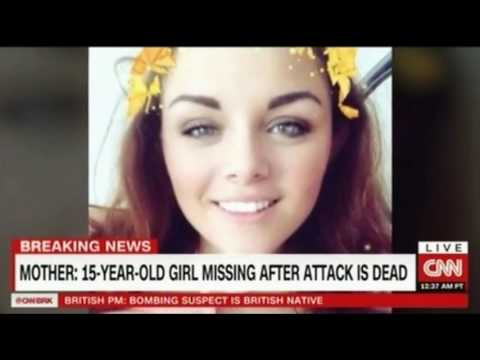 Manchester Bomb attack some of the casualties named including Olivia Campbell