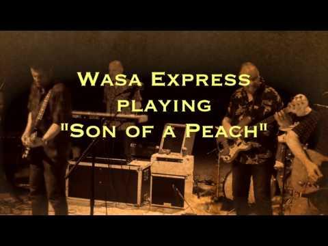 "Wasa Express - ""Son of a Peach"" - Haninge prog rock night"